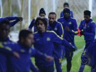 النصر يواصل التدريبات اليوم الأربعاء استعداداً للقاء الشباب السبت القادم