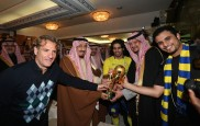 President, Prince Faisal bin Turki Al Saud