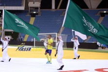 Al Nassr vs Najraan( Abdullatif Jamil tournament )