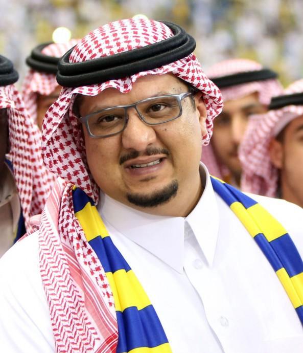 الرئيس صاحب السمو الملكي الأمير فيصل بن تركي بن ناصر بن عبدالعزيز آل سعود الموقع الرسمي لنادي النصر السعودي