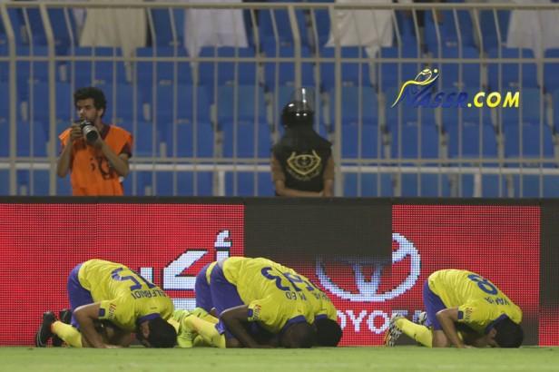 صور من مباراة النصر 4 VS الفتح 2 (الجولة الرابعة من دوري عبداللطيف جميل )