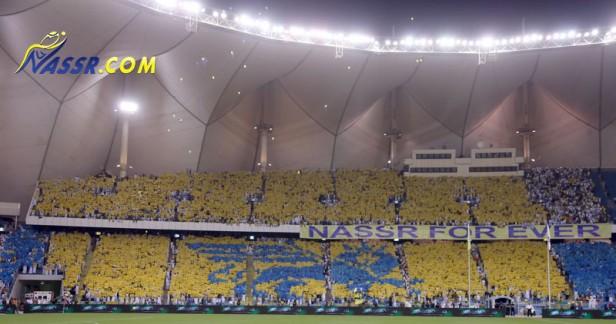 مباراة النصر Vs الشباب  ( نهائي كاس السوبر)