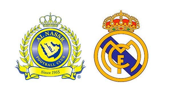 النصر مقابل ريال مدريد